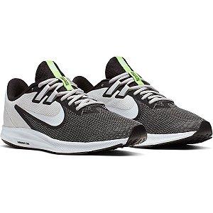 Tenis Nike Downshifter 9 Preto/Cinza