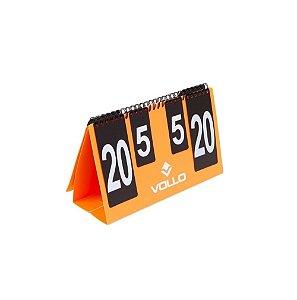 Placar Mini 5 Sets 20 Pontos Vollo