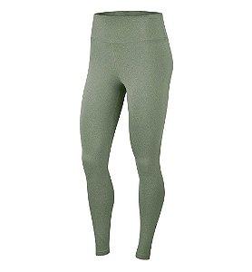 Calça Legging Nike One Tight Fit Verde