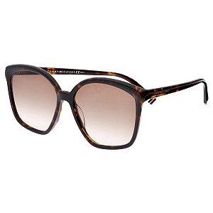 Óculos Tommy Hilfiger 1669/S Marrom/Preto