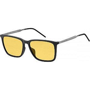 Óculos Tommy Hilfiger 1652/S Preto/Cinza