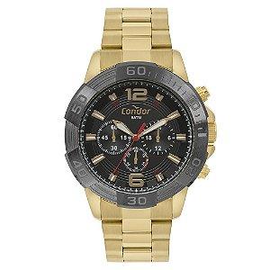 Relógio Condor Masculino Dourado COVD54AY4P