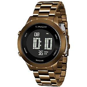 Relógio Lince Feminino Marrom SDPH084LPXNX