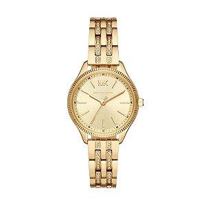Relógio Michael Kors Feminino Dourado MK67391DN