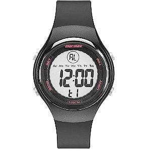 Relógio Mormaii Feminino Wave Preto MO06008T