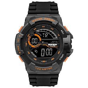 Relógio Mormaii Masculino Acqua Wave Preto MO3660AE8L