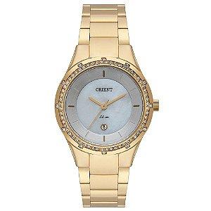 Relógio Orient Feminino Eternal Dourado FGSS1184B1KX