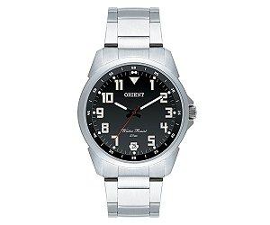 Relógio Orient Masculino Quartz Prata MBSS1154AP2SX