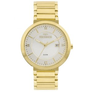 Relógio Technos Feminino Dourado 2115KTL4B