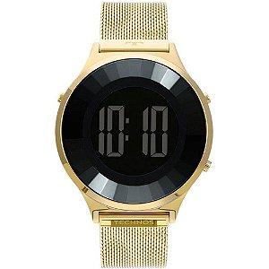 Relógio Technos Feminino Dourado BJ3851AD4P