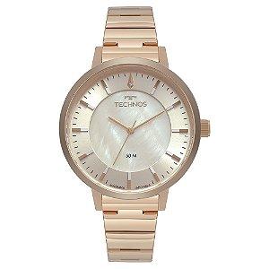 Relógio Technos Feminino Rose 2033CR4B