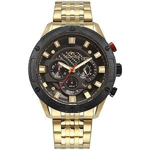 Relógio Technos Masculino Carbon Preto JS25CE4P