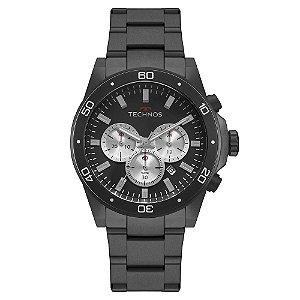 Relógio Technos Masculino Skymaster Preto JS25CA4P
