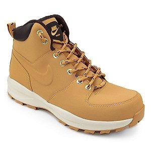 Bota Nike Manoa Leather Marrom