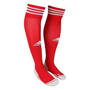 Meião Adidas Aditop 18 Vermelho