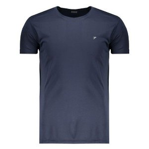 Camisa Poker Masculino Basic Chumbo Azulado