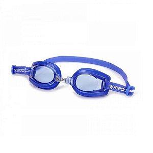 Óculos Natação Speedo Classic Azul Royal Cristal