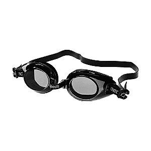 Óculos Natação Speedo Classic Preto Cristal