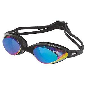 Óculos Natação Speedo Hydrovision Mr Preto Rainbow