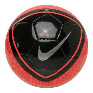 Bola Futebol Campo Nike Phantom Vsn Coral/Preto