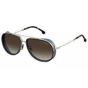 Óculos Carrera 166/S Dourado/Azul