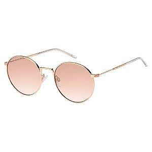 Óculos Tommy Hilfiger 1586/S Dourado/Rosa