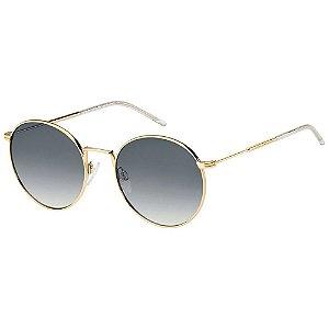 Óculos Tommy Hilfiger 1586/S Dourado