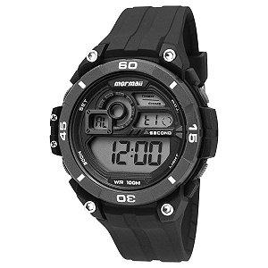 Relógio Mormaii Masculino Wave Preto MO20198P
