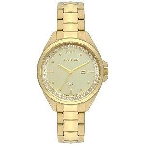 Relógio Technos Feminino Fashion Trend Dourado 2015CBV4X