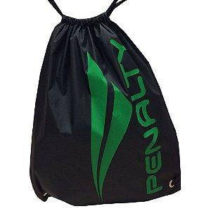Gym Bag Penalty Preto/Verde