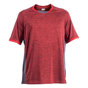 Camisa Poker Sirius Masculina Vermelho Mescla