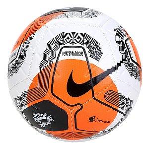 Bola Campo Nike Strike Premier League Bco/Laranja/Preto