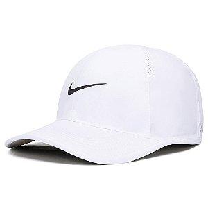 Boné Nike Dry Featherlight Branco