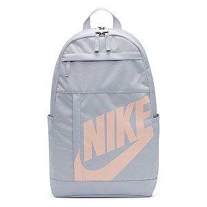 Mochila Nike Elemental 2.0 Cinza/Rosa