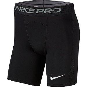 Bermuda Termica Nike Pro Preta