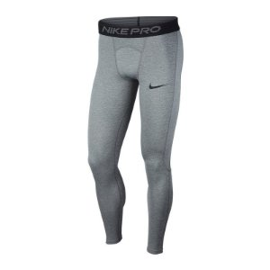 Calça Compressão Nike Pro Cinza