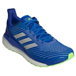Tenis Adidas Solar Drive Azul/Cinza Masculino