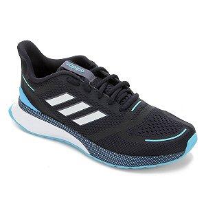 Tenis Adidas Novafvse Azul Marinho Masculino