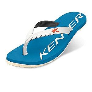 Sandália Kenner Red Colors Azul Claro
