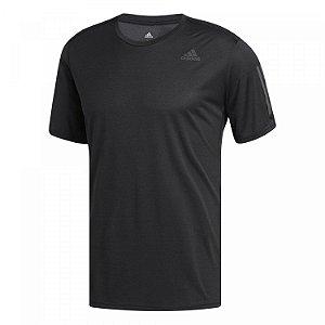 Camiseta Adidas Response Cooler Preto Masculino