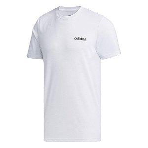 Camiseta Adidas D2m Cla Branca Masculino