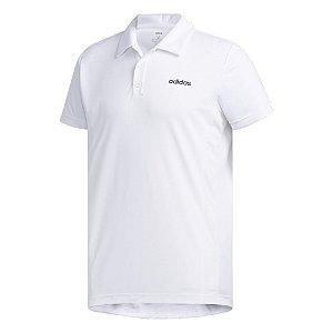 Polo Adidas D2m Ar Branca Masculino