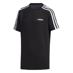 Camiseta Adidas Yb Tr 3s Preto Infantil