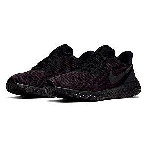 Tenis Nike Revolution 5 Preto Feminino