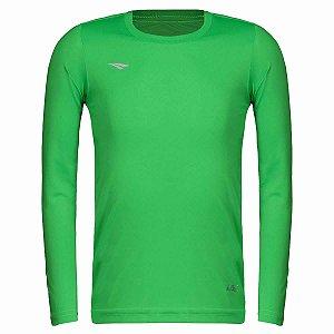 Camiseta Penalty Matis M/L Verde Infantil/Juvenil