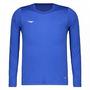 Camiseta Penalty Matis M/L Azul Infantil/Juvenil