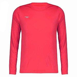 Camiseta Penalty Matis M/L Coral Infantil