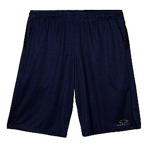 Shorts Oakley Breathe Knit Azul Marinho Masculino