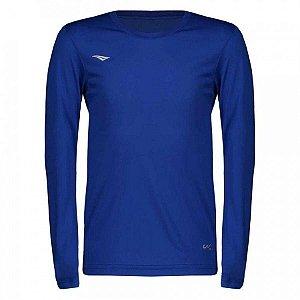 Camiseta Penalty Matis M/L Azul Marinho Infantil