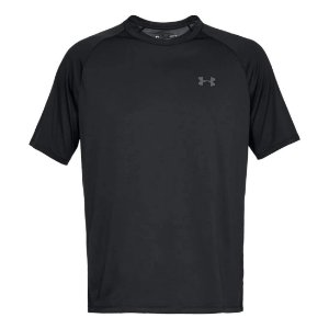 Camiseta Under Armour Tech 2.0 Preto Masculino